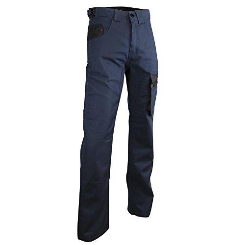 Pantaloni LMA cemento Blu