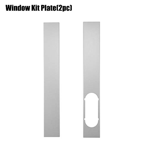 Groust 2Pcs Justierbare Ausgedehnte Fenster-Dia-Installationssatz-Platte / 1PC 15cm 6