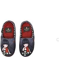 Santoro Gorjuss - Zapatillas de Estar por casa para niña