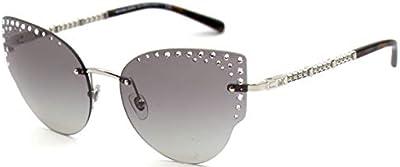 Michael Kors Gafas de Sol ST. ANTON MK 1058B SILVER/GREY SHADED 57/17/140 mujer