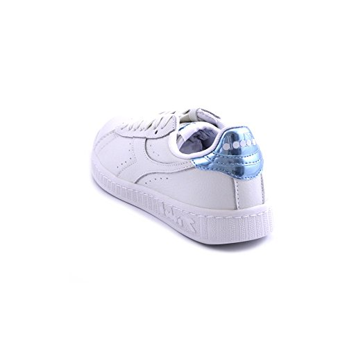 Diadora Game L Low Mirror, Sneaker a Collo Basso Unisex – Adulto Ice Brook