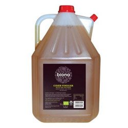 Biona Cider Vinegar with Mother 5000ml x 1 from BIONA