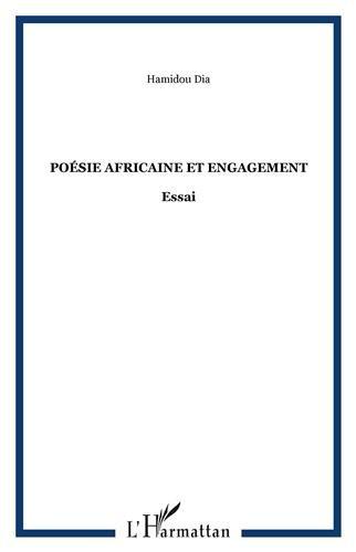 Poésie africaine et engagement