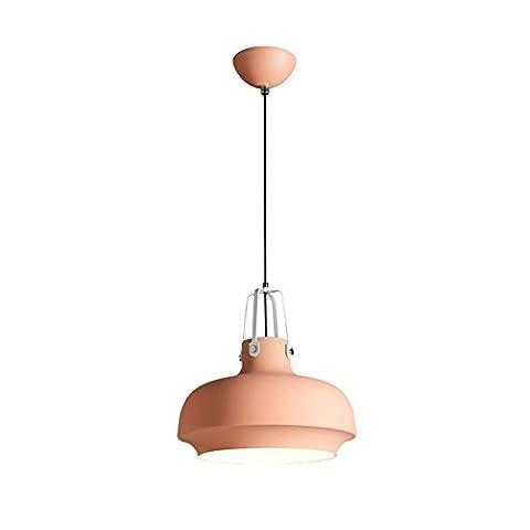 Ztleuchte Colour Pendant Lights Creative Metal Chandelier Luester Simple Modern