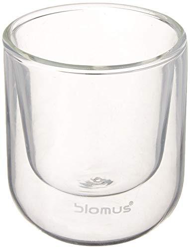 Blomus 63652 Set 2 Thermo-Espresso-Gläser klare glas