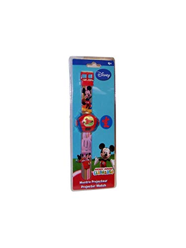 Disney Mickey Mouse Clubhouse Projektor Armbanduhr (Mickey-mouse-projektor)