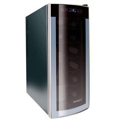 Husky HN6 Husky Reflections Slim Line Wine Cooler from Husky