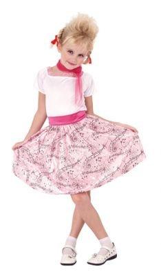 Kinder Kostüm Sandy - Kostüm Sandy Deluxe für Kinder