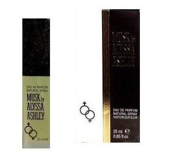 Alyssa Ashley MUSK Eau de Parfum Spray 25 ml