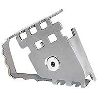 Sharplace 1 Par de Amplificadores de Pedal de Freno para BMW F650GS F700GS Duradero
