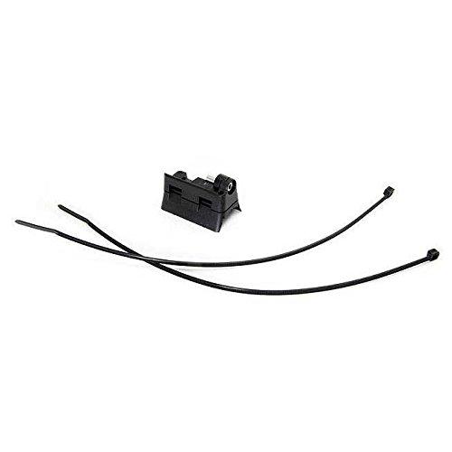 2381-serie (Cateye V und Q Series hinten Sensor bracket-160-2381Cycle Computer-Schwarz, Keine Größe)