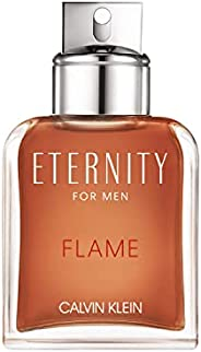 Eternity Flame by Calvin Klein - perfume for men - Eau de Toilette, 100ml
