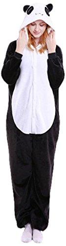 Everglamour Onesie/Cuerpo traje, Panda,