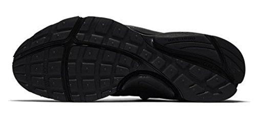 Nike Air Presto Herren Laufschuhe Sneaker black-black-black (848132-009)