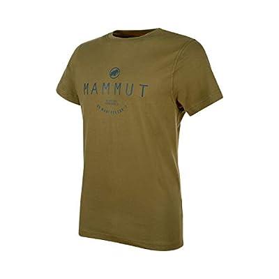 Mammut Herren Seile T-Shirt von Mammut (MAMQ3) - Outdoor Shop