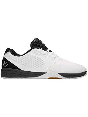 Messieurs Chaussures de skateboard Il sesla Skateschuhe blanc/noir