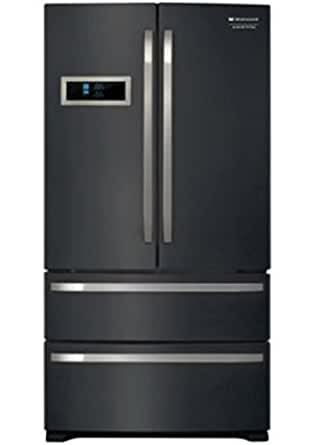 hotpoint fxd 825 f frigo am ricain frigos am ricains autonome noir am ricain a st bas. Black Bedroom Furniture Sets. Home Design Ideas
