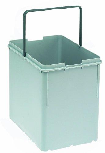 Franke accessoires : bac de 14 l, plastique, gris - 1330023966