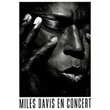"Gran Póster laminado ""Miles Davis"" tamaño 86.5 x 61 cm - (aprox) 91.5 x 61 cm (aprox) OR"