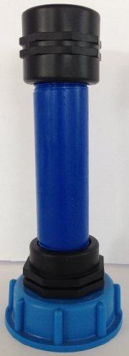 Manchon cMS60290R85 dN32 avec tube en plastique 100 mm (1 \