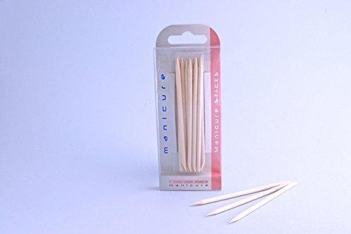 sm0029610x Nail Art Design Baguettes et Cuticule Pousseur pour