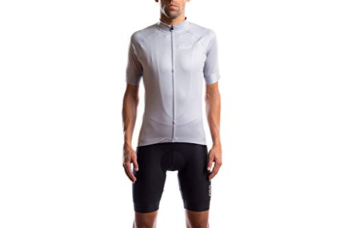 State Bicycle Co. - Black Label Jersey - Pigeon Gray - S