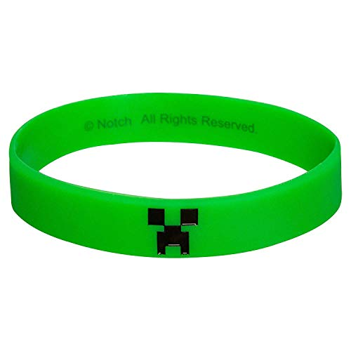 Minecraft Creeper Armband - Grün, L