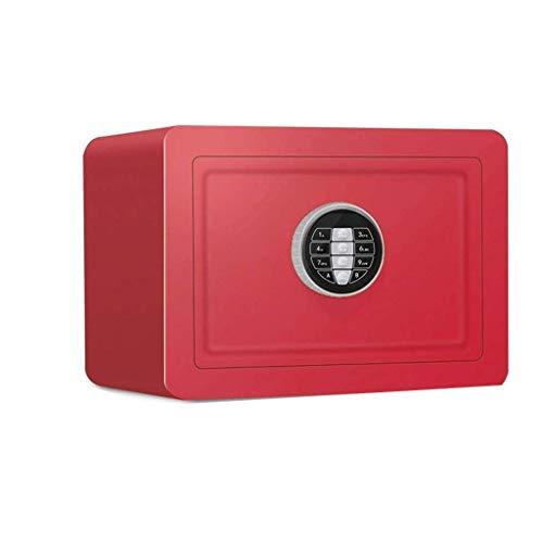 DaQingYuntur Caja de seguridad de acero digital Caja de seguridad de dinero...