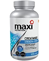 MaxiNutrition Creatamax Strength and Power Capsules - Tub of 120