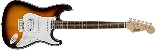 Fender Squier Bullet Stratocaster HSS - Brown Sunburst