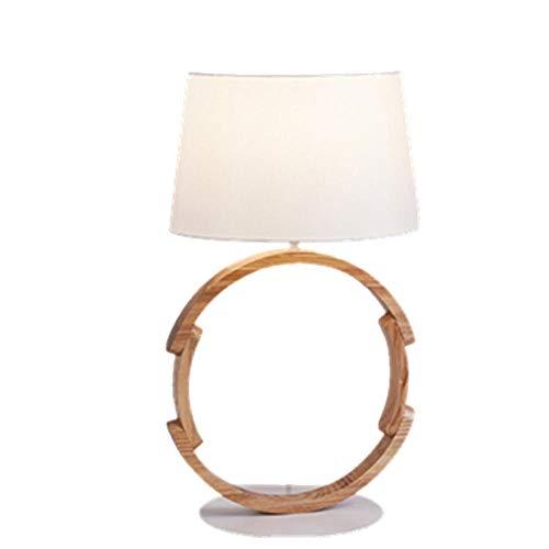 Lampen Buchlampe Tischlampe Leselicht Licht Lernen Netto Rote Tischlampe Mädchen Kreative Persönlichkeit Wohnzimmer Sofa Dekoration Holz -