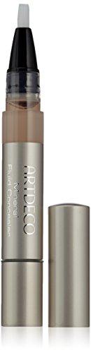Artdeco Make-Up femme/woman, Mineral Fluid Concealer Nummer 09 Neutral beige, 1er Pack (1 x 4 ml) -
