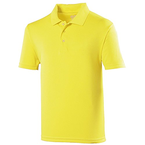 Cool polo Gelb - Electric Yellow