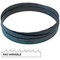 Hepyc 73050801470 - Hoja de sierra de cinta para sierras y coronas, L 1470mm(8/12 tpi M42(DV)-13X0,65)