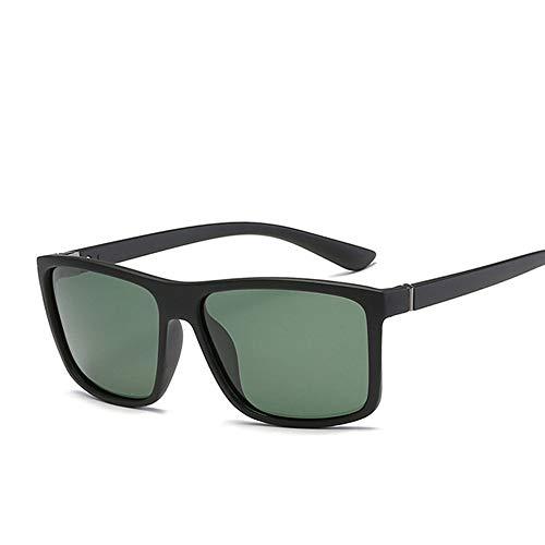 LAMAMAG Sonnenbrille Polaroid Sonnenbrille Unisex Platz Vintage Sonnenbrille berühmte Marke Sunglases polarisierte Sonnenbrille für Frauen männer, b