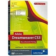 Adobe Dreamweaver CS3. Das umfassende Video-Training auf DVD