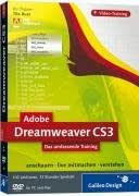 Adobe Dreamweaver CS3. Das umfassende Video-Training auf DVD