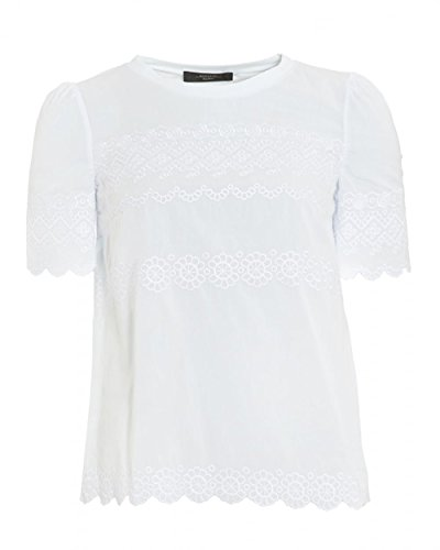 max-mara-weekend-womens-ondine-t-shirt-white-embroidered-top-m-white