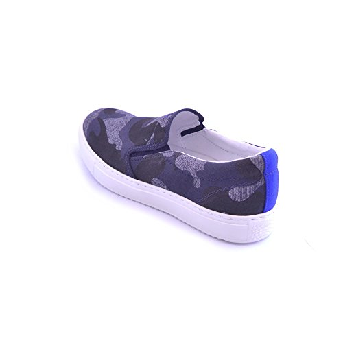 Armani Jeans Herren 9350647p404 Slipper Blau