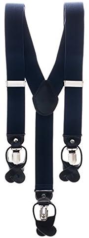 COCOWARE - Bretelles - Homme Taille Unique - bleu - Taille Unique