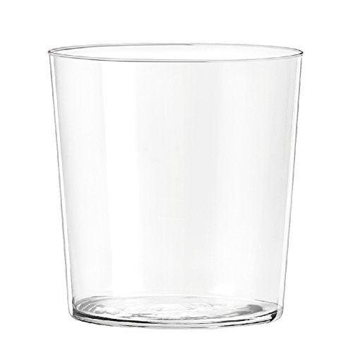 H&H Starck Wasserglas, 350 cc, Glas, Transparent, 6 Stück