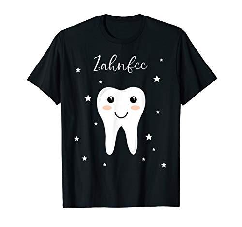 Zahnfee Shirt für Fasching Karneval Fasnacht Kostüm