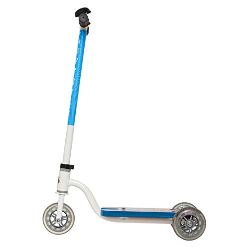 Adventor 3 Wheel Steel Kick Cycle / Scooter / Tricycle / Toddler Bike for kids 2+ years (Indoor and Outdoor Fun) (Blue)