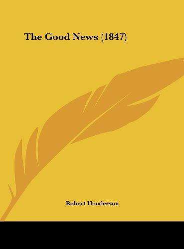 The Good News (1847)
