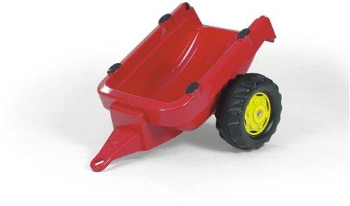 Rolly Kid 121700 - Einachsanhänger, rot, 65cm