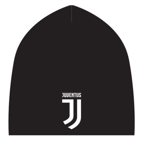 Offizielle Juventus Wappen JU Schwarze Mütze