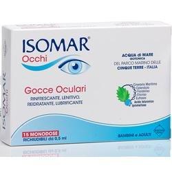 ISOMAR OCCHI MONODOSE 15X0.5ML