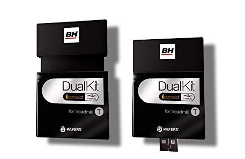 BH Fitness Dual Kit Zwei T für Laufbänder