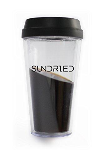 Sundried Wiederverwendbare Eco Friendly BPA frei Kaffeetasse Reise-Becher Isolierte Doppelwand