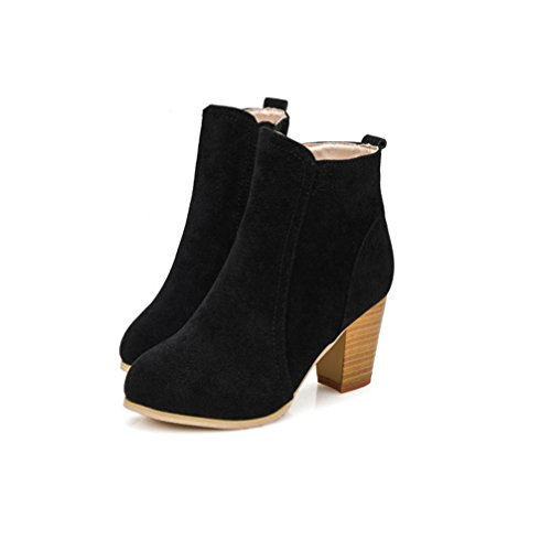 Sonnena Autumn Winter Boots with High Heels Boots Shoes Boots Women Ankle